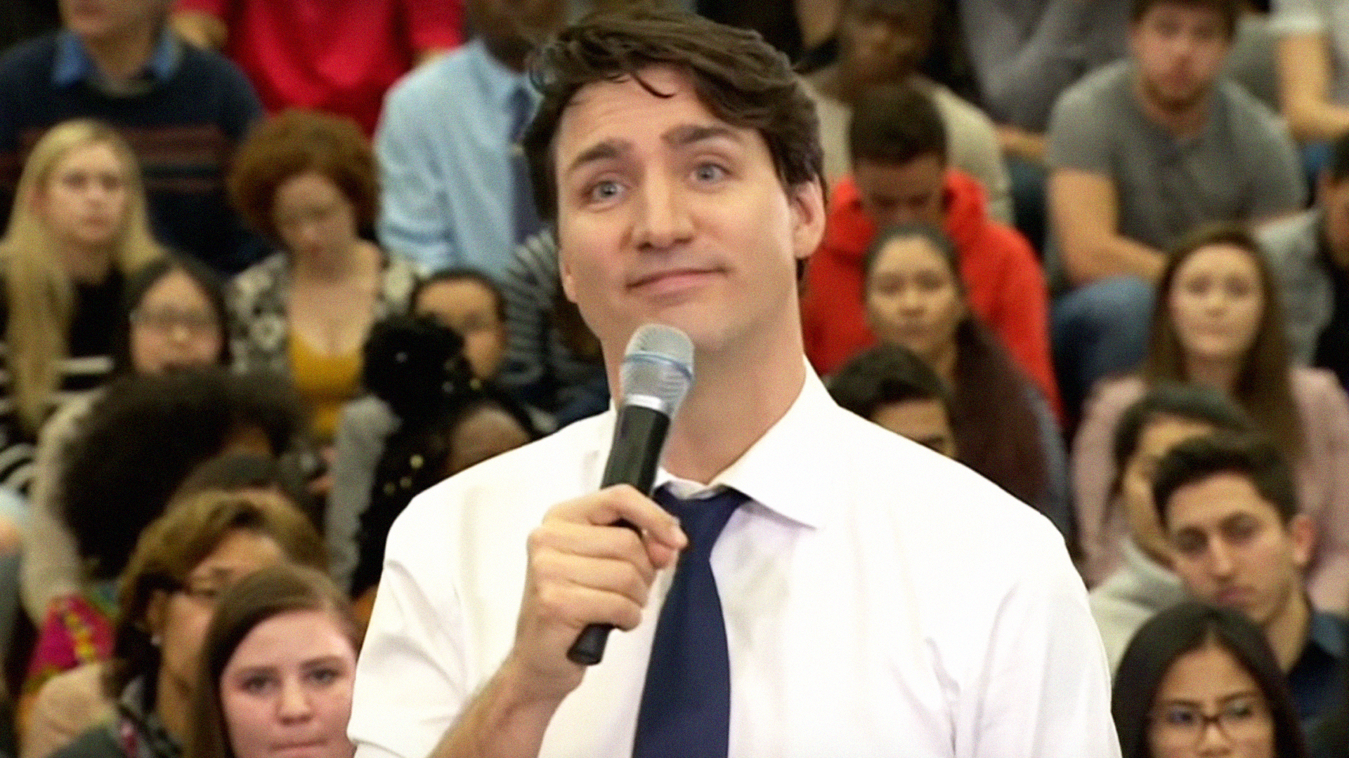 Justin Trudeau Said Peoplekind And Right Wing Media Is Very Upset