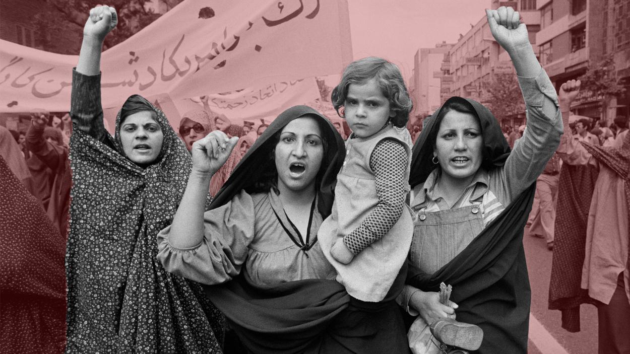 Intalnire cu femeia iraniana