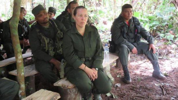 コロンビア革命軍FARCの戦闘員に...