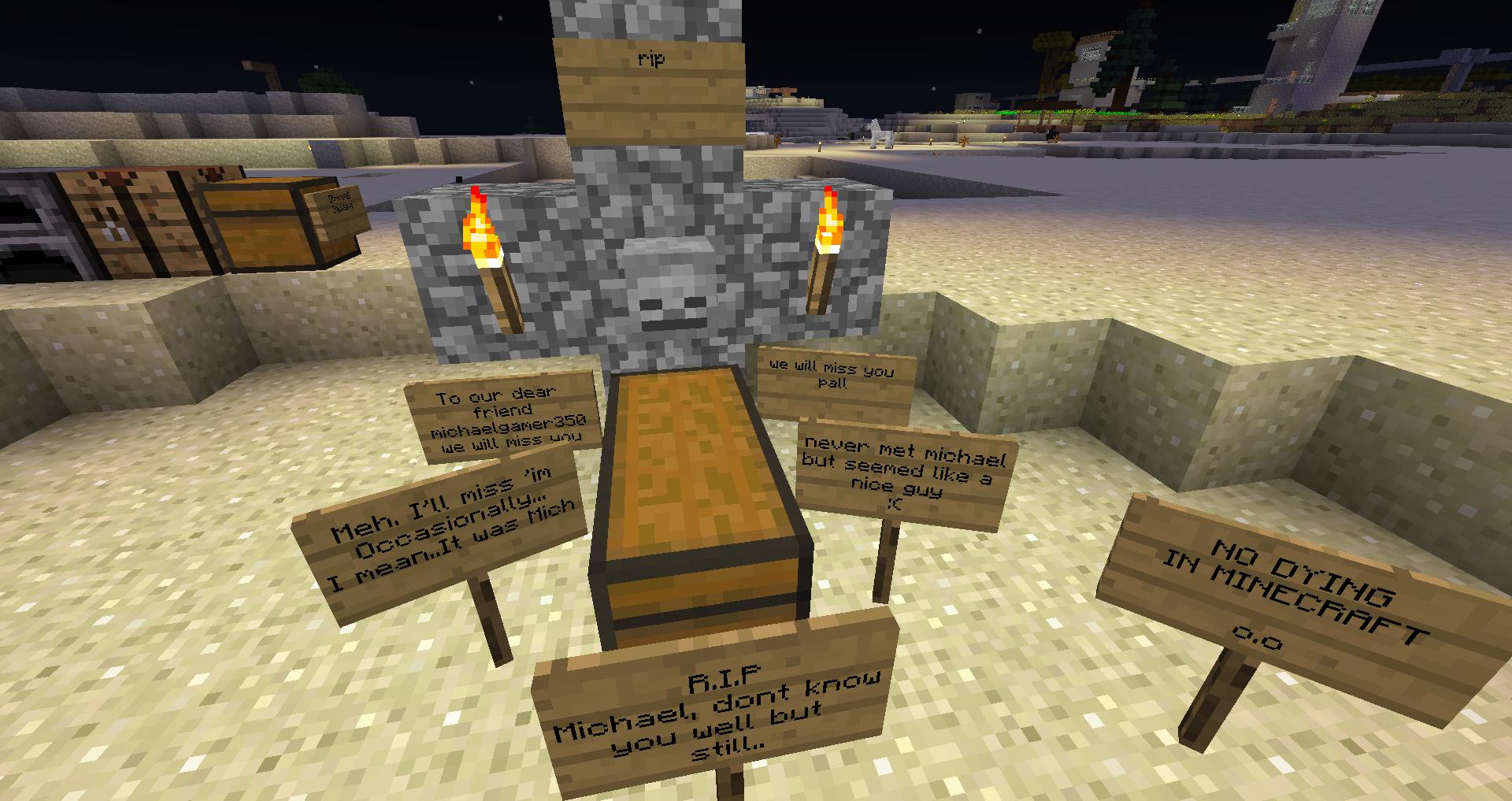 MinecraftNerd Veröffentlicht Die Dunklen Geheimnisse Seiner - Minecraft spieler suchen