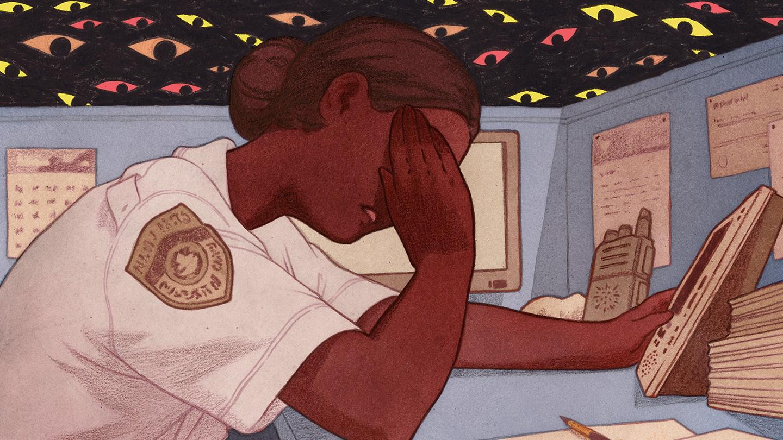 Acoso En Carceles Porno los horrores a los que me enfrenté como guardia de cárceles