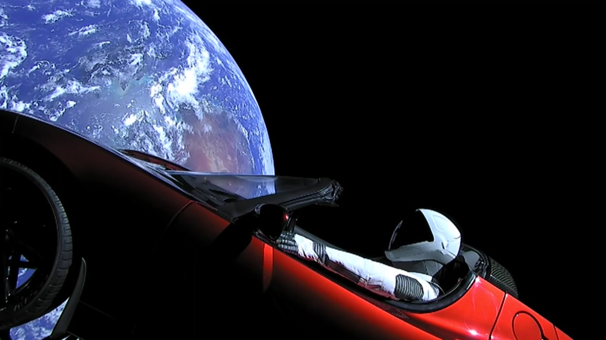 Flat Earthers Are Pissed at Elon Musk