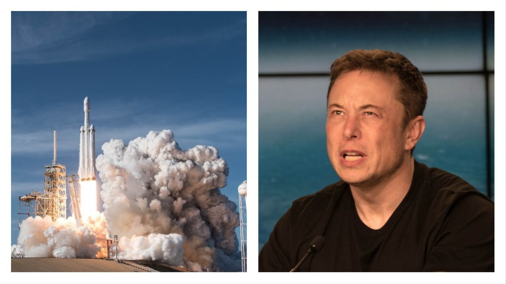 The Best SpaceX Conspiracies About the Falcon Heavy Launch