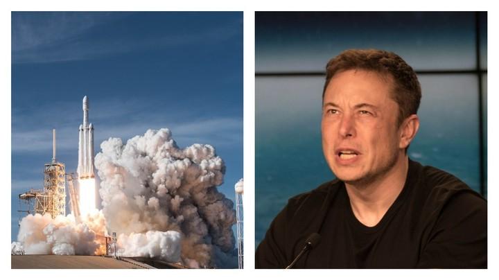 Le migliori teorie cospirazioniste sul lancio di Falcon Heavy di SpaceX