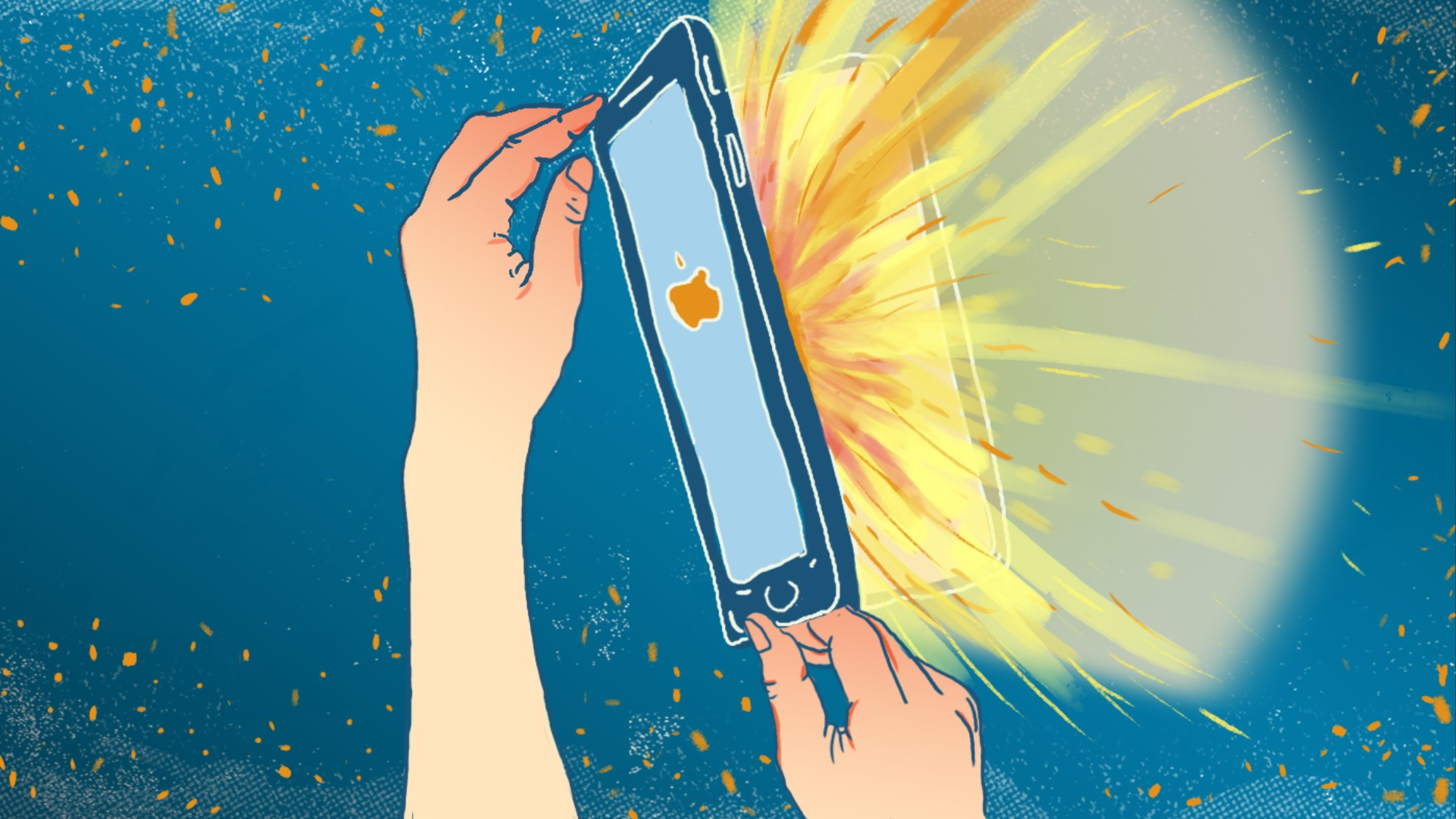 How a Low-Level Apple Employee Leaked Some of the iPhone's Most