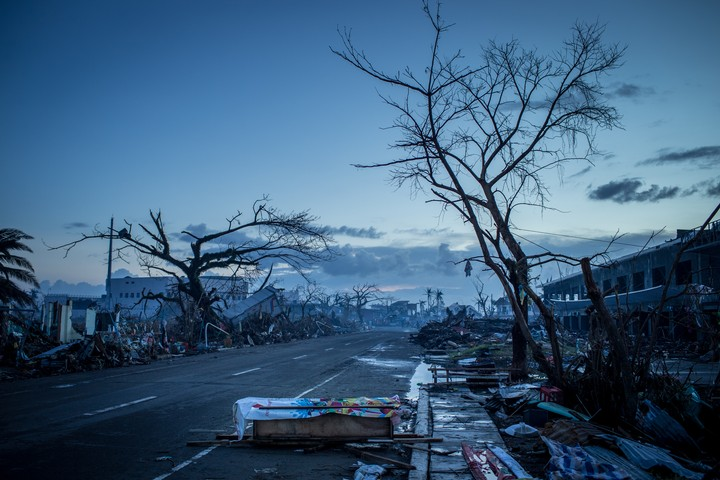 The Woman Going After Big Energy for the Typhoon That Killed Her Family