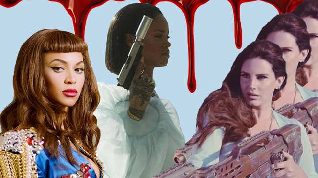 d95b14f80 Slay Queens  12 Beautiful Music Videos About Women Murdering Men - VICE