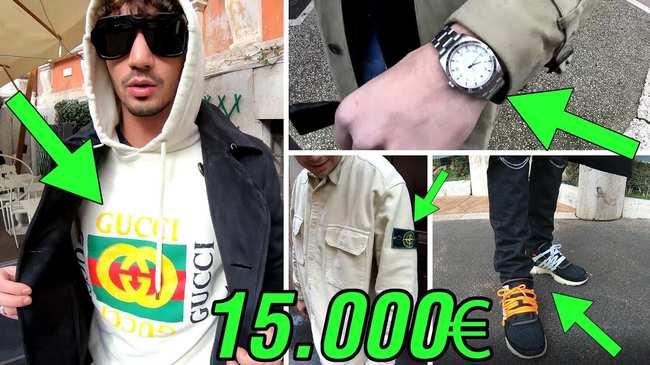 a877ee4bf66e I ragazzi italiani che su YouTube si sfidano a chi ha i vestiti più ...