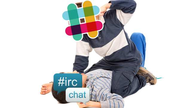 Why Did Slack Win Out Over IRC, Anyway? - VICE