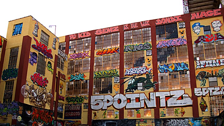 Landlord Who Destroyed 5Pointz Must Pay Graffiti Artists $6.7M