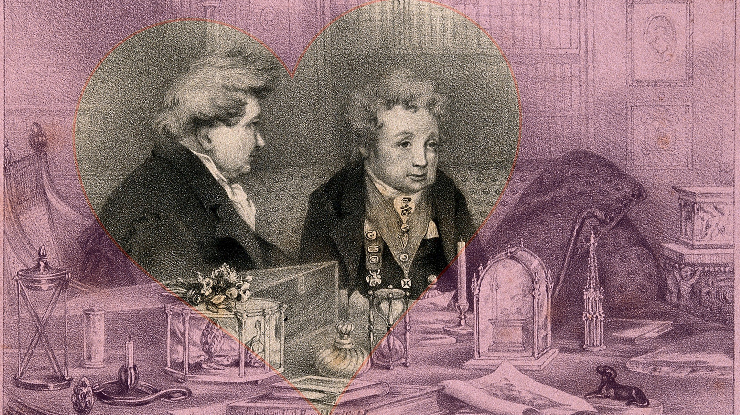 The 18th Century Lesbian Icons Everyone Assumed Were Just Close Gal Pals