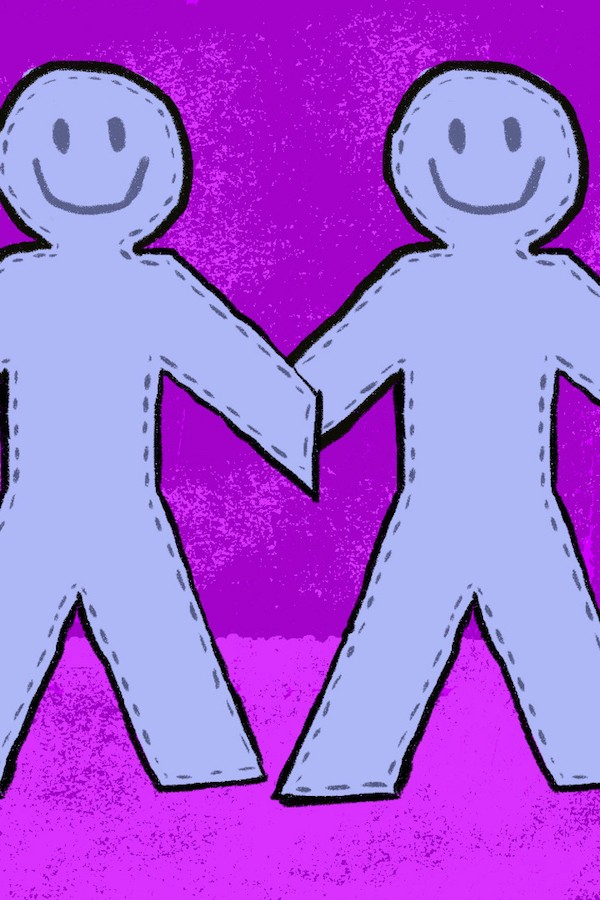 Verlieben zu psychologie schnell Sieben Anzeichen