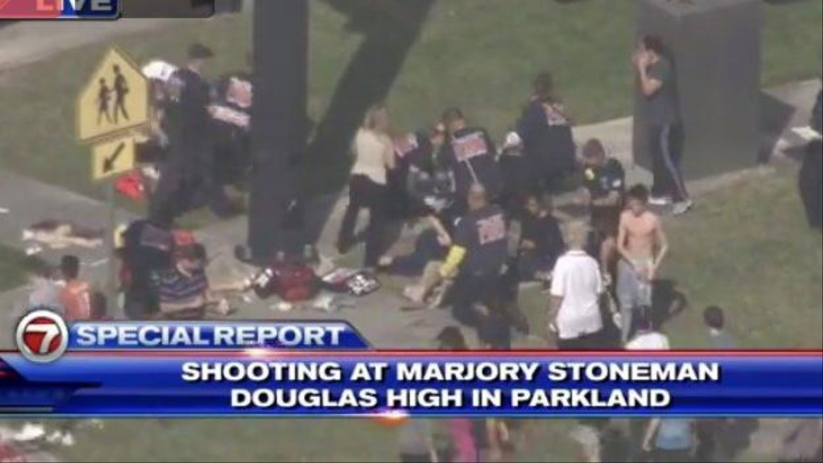 Multiple Fatalities Reported After Shooter Opens Fire at ...