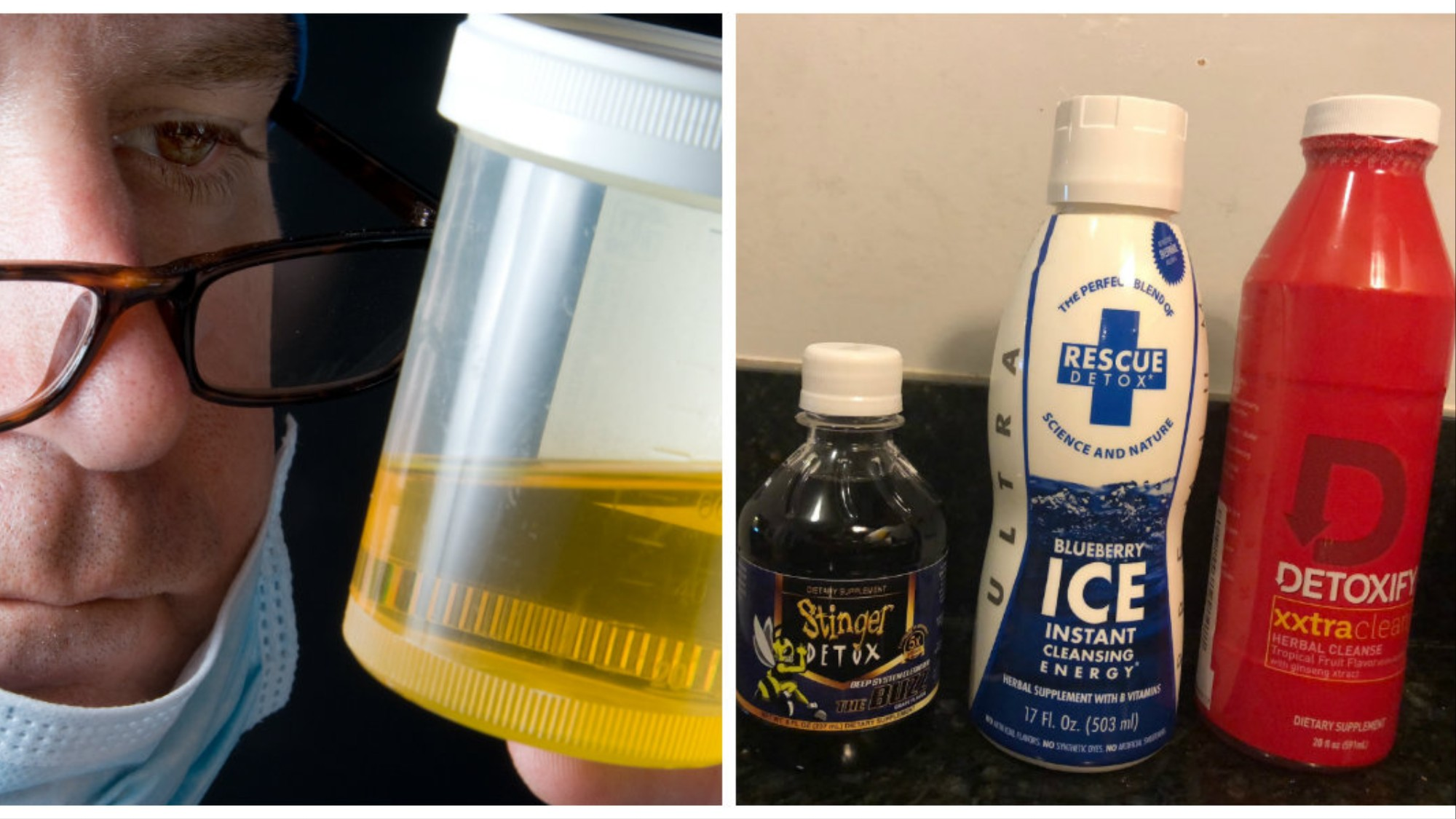 We Tested Drinks That Say They'll Help You Pass a Drug Test