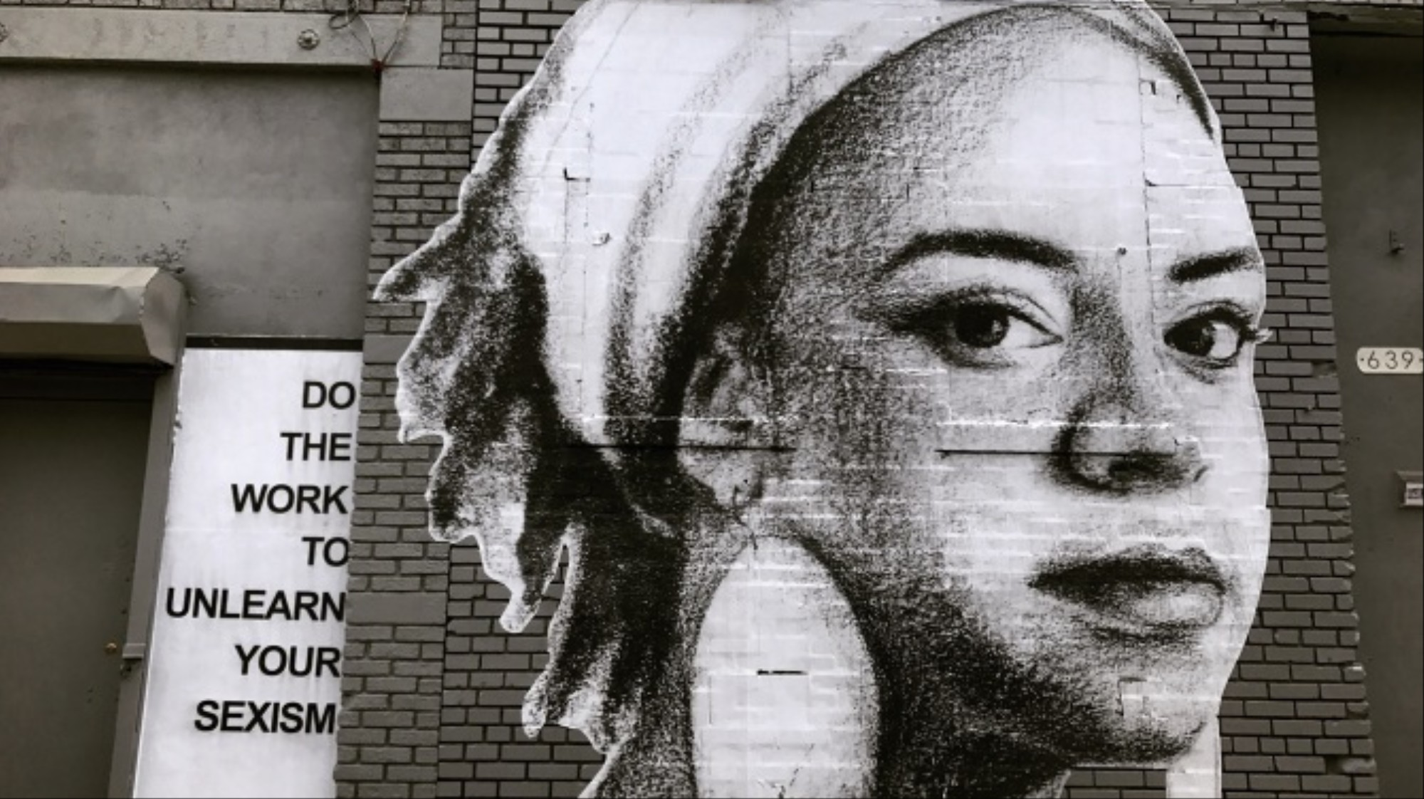Nyc Taps Stop Telling Women To Smile Artist To Help Fight