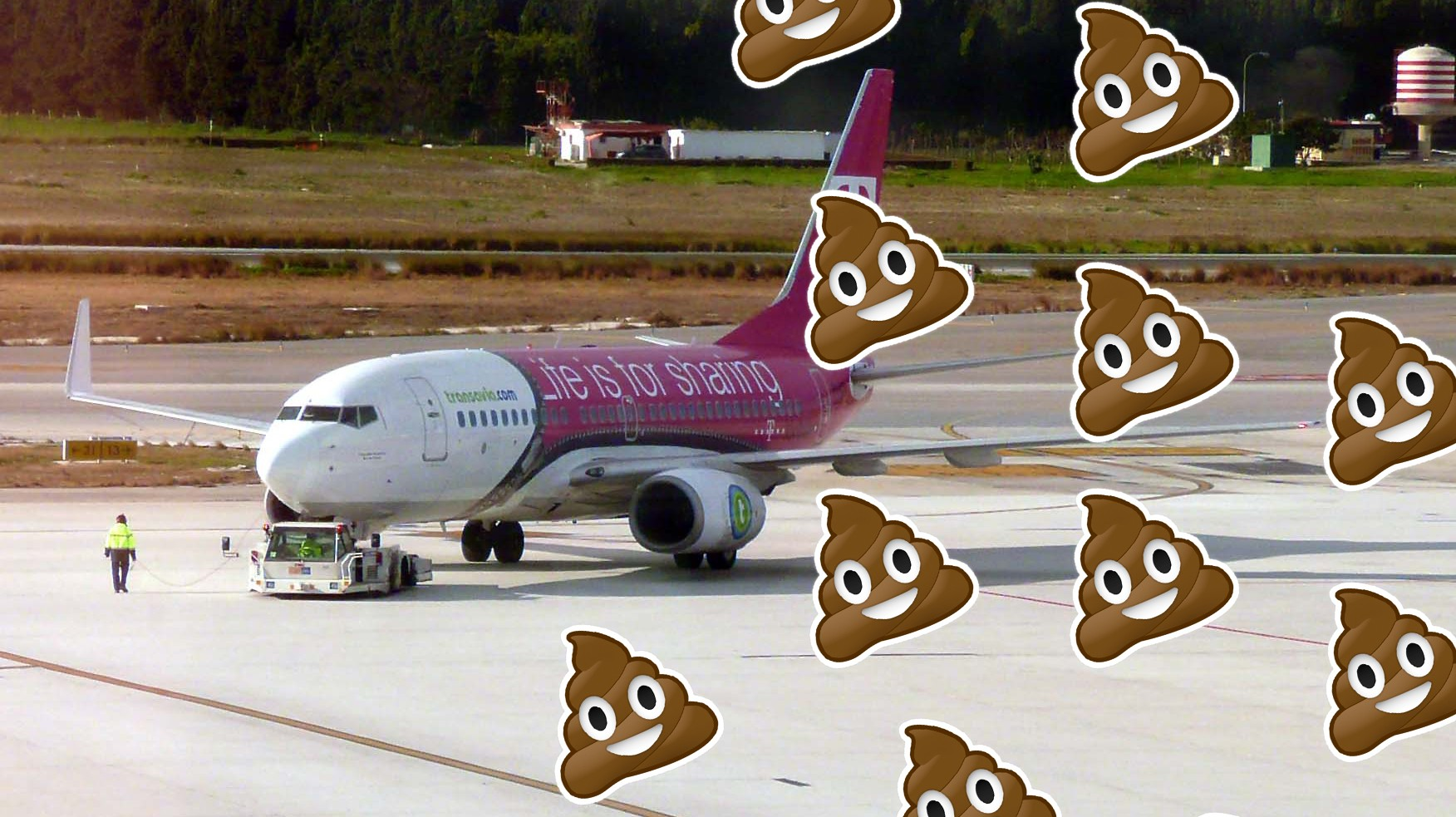 Someone Did a Fart So Bad On a Plane That it Had to Land in Austria and the Police Were Called