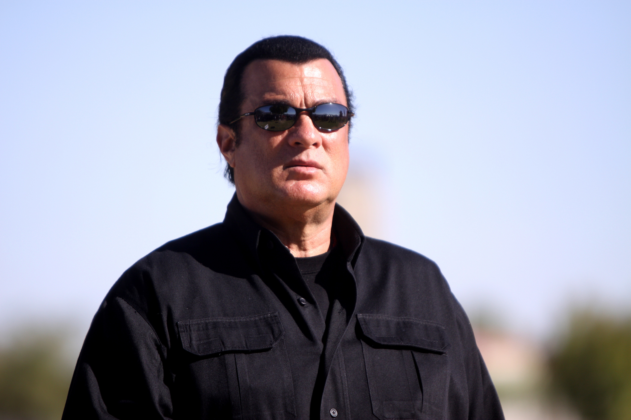 Steven Seagal Is Promoting 'Bitcoiin,' Which Has Nothing to Do With Bitcoin