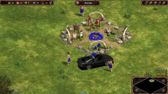 age of empires gold edition cheats