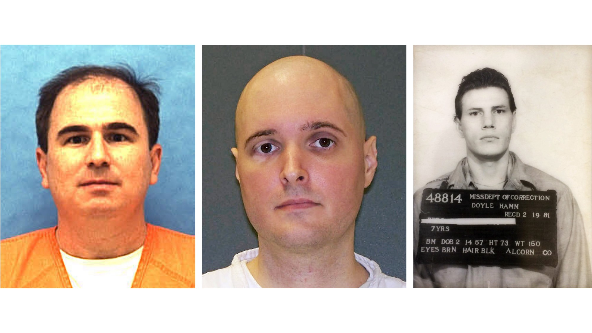 These 3 men are all scheduled to be executed tonight - VICE