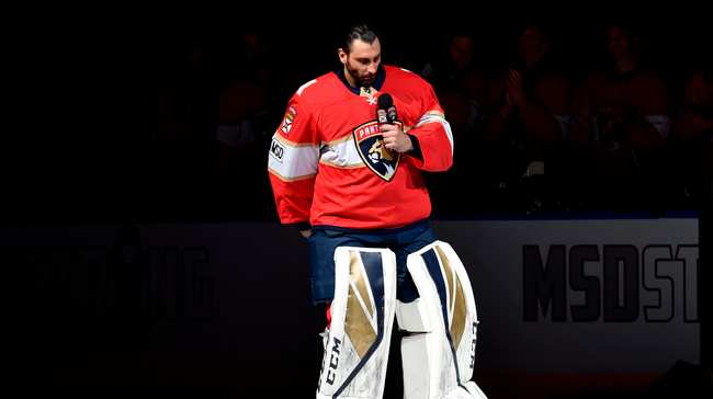 Florida Panthers Vice