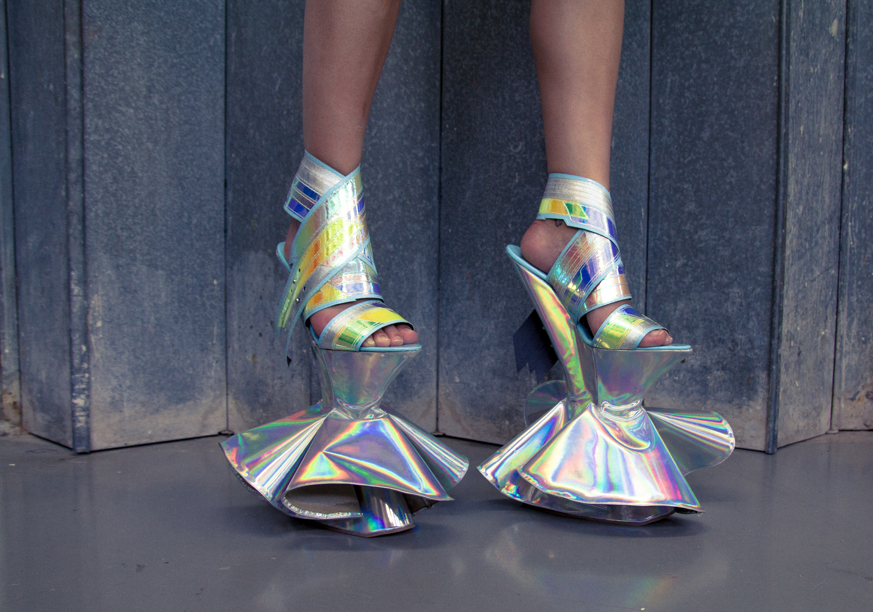 84f8e53ab5d2 kira goodey s bespoke footwear is inspired by dragons and vaginas - i-D