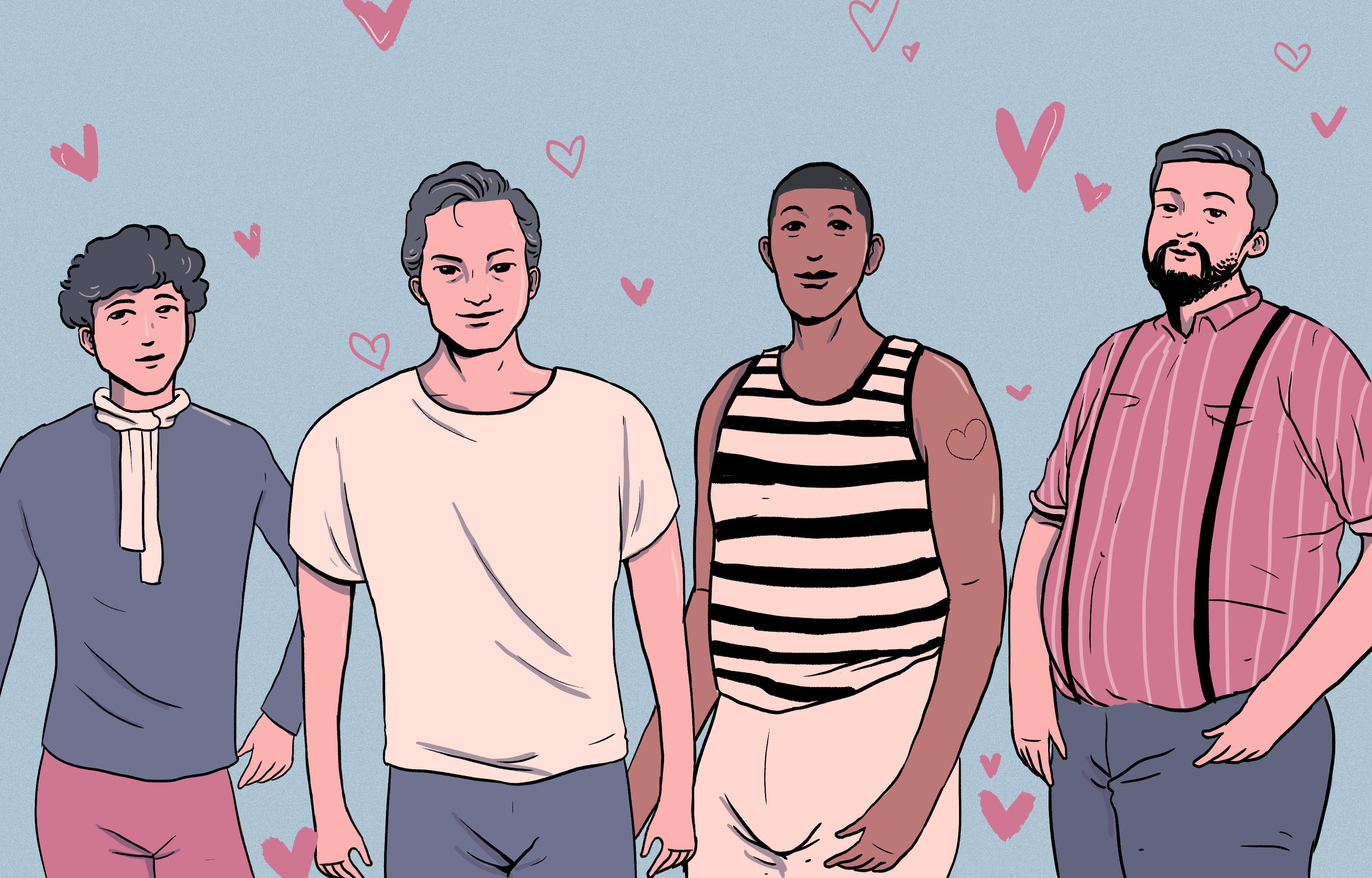 Gay dating online belgium