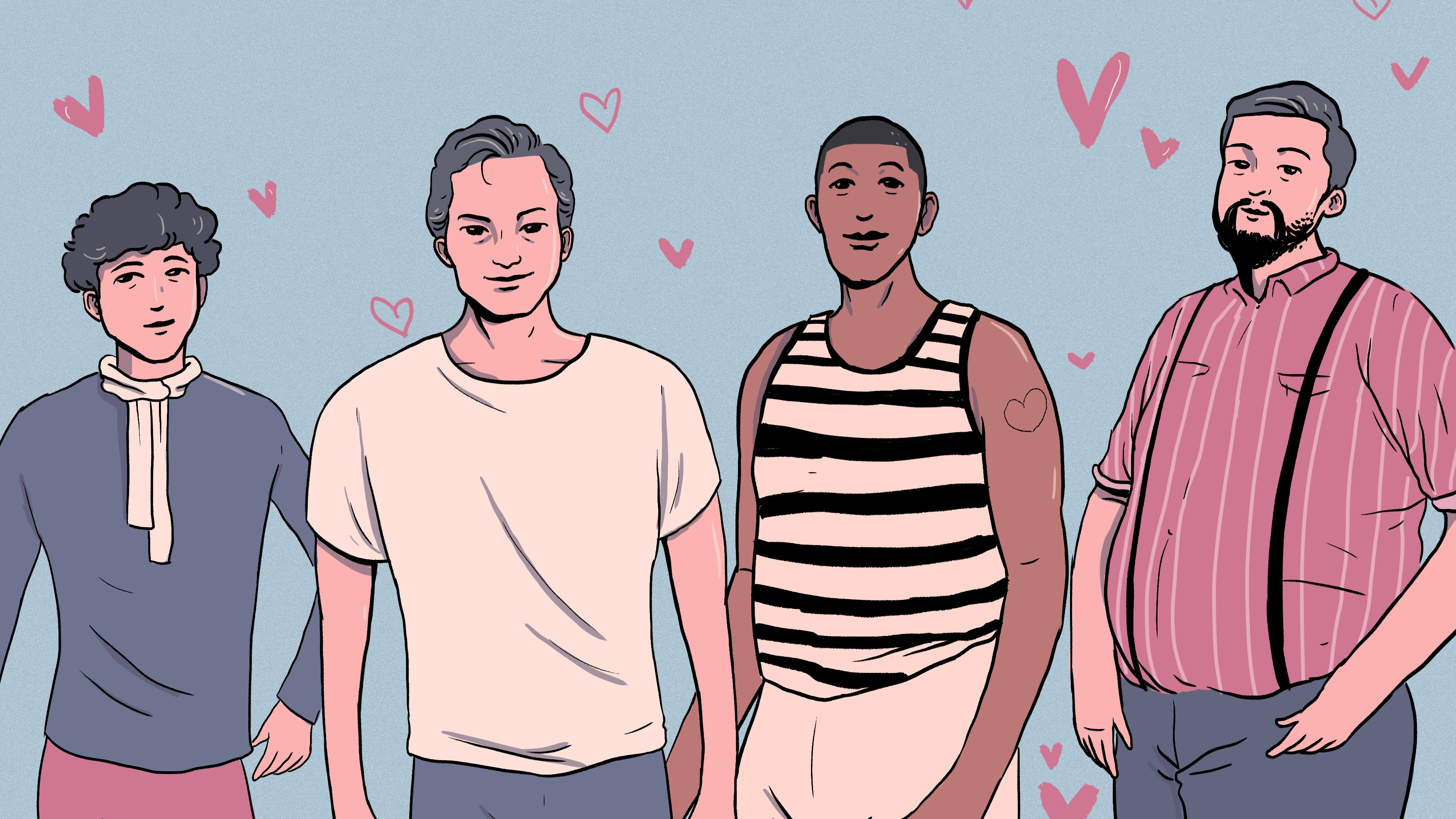What It's Like To Use Dating Apps As a Plus-Size Gay Man