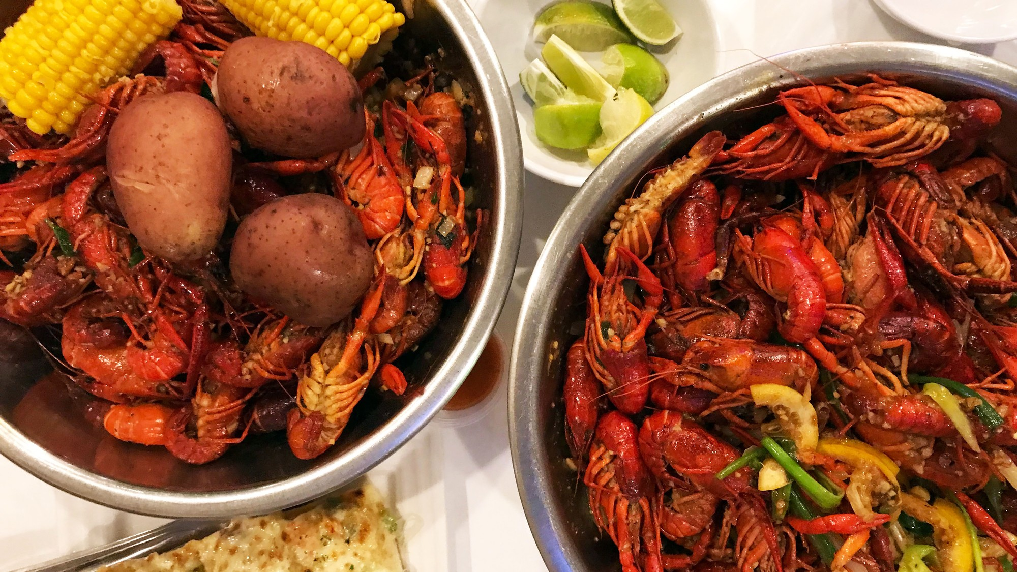 Vietnamese Cajun Crawfish Is The American Food Of The Future