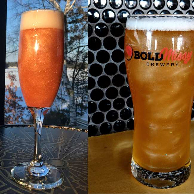Glitter Beers Are Here To Make Or Ruin Your Day Munchies