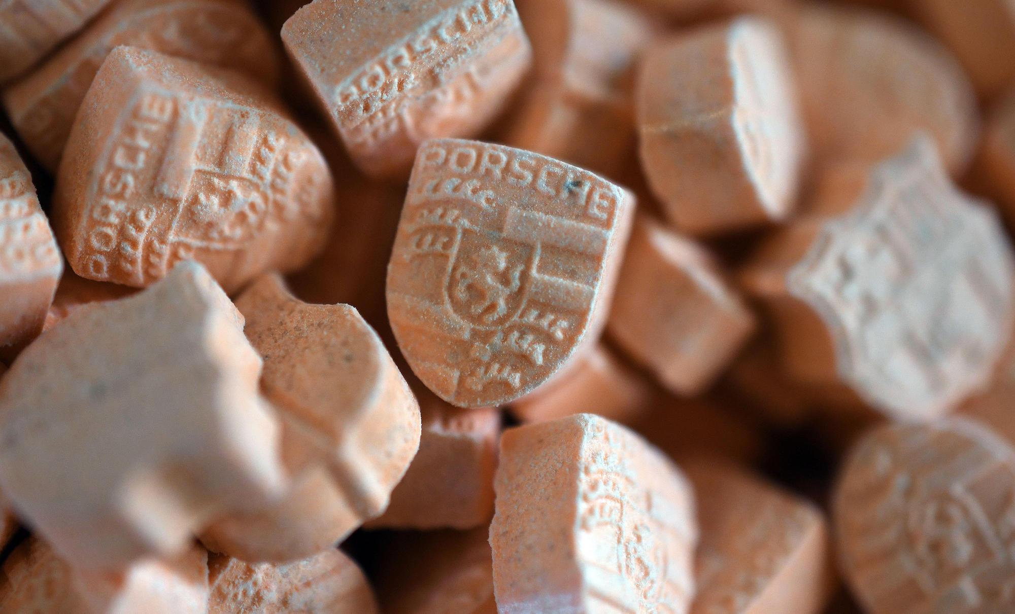 Ecstasy ar inte sa farligt