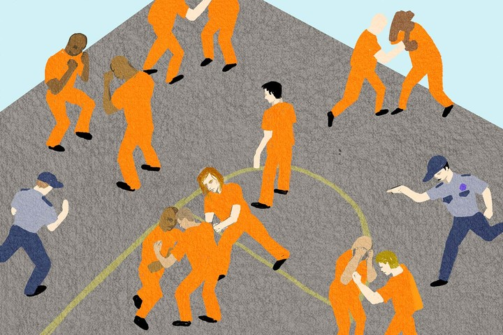 All the Strange, Terrible Things You Get Used to in Prison