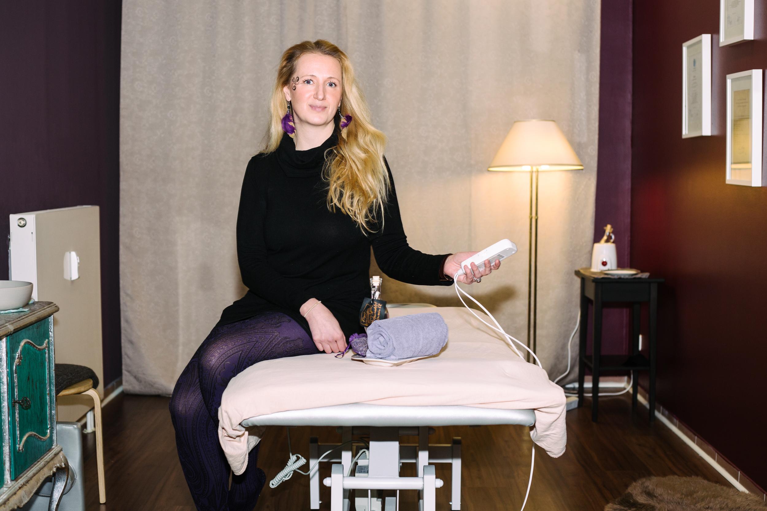 massaggio erezione