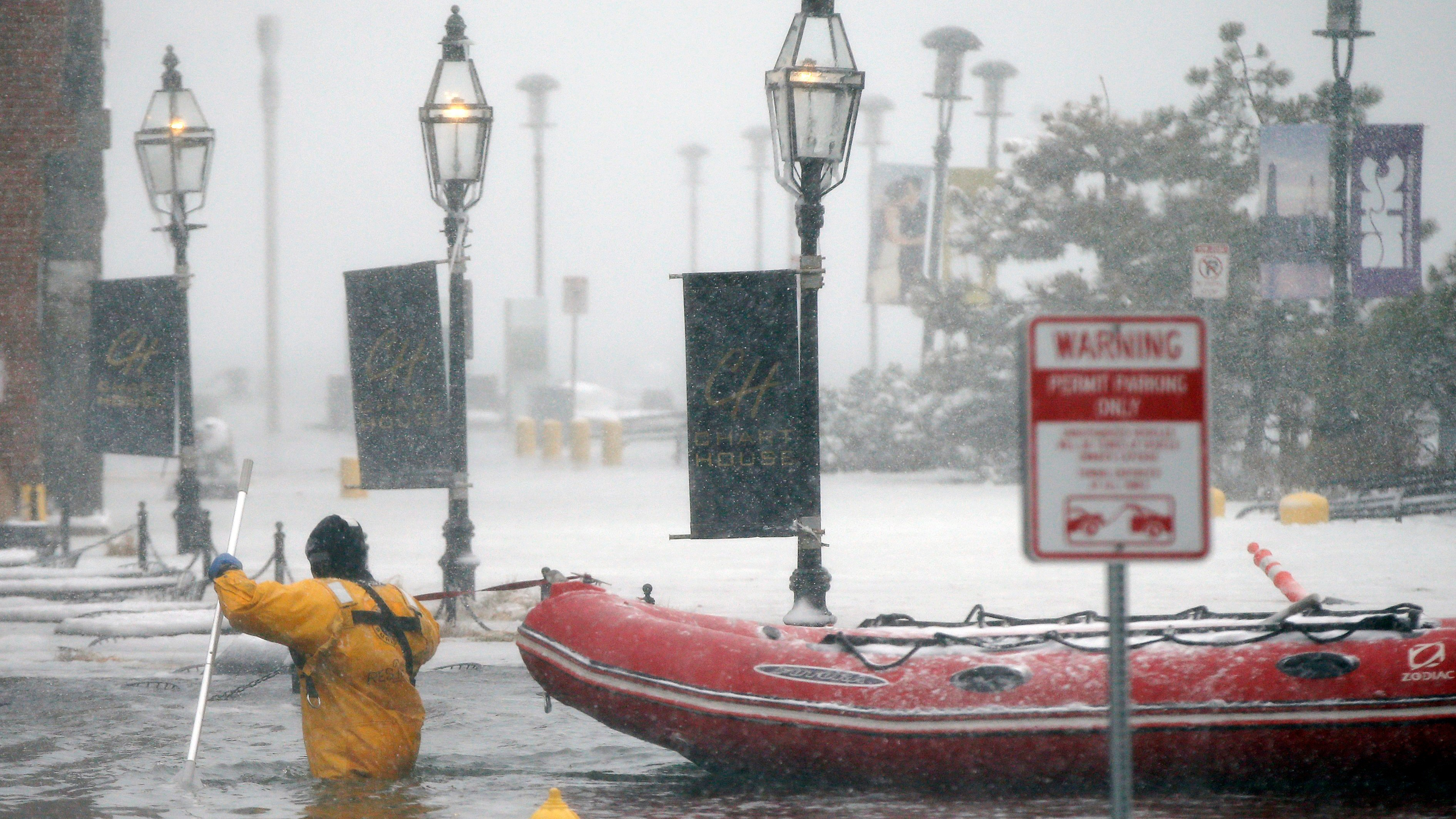 84f1e7ff2a8cd2 Boston is in for its second-worst flooding ever — and the last  record-breaker was only two months ago.