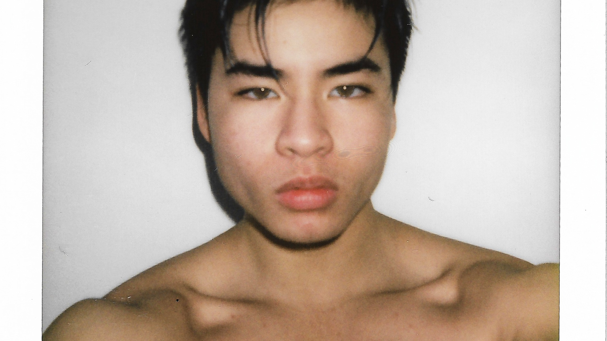 this deaf, genderqueer artist documented his entire