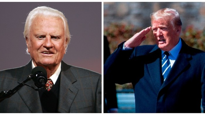 People Like Billy Graham Are Why I Quit Christianity