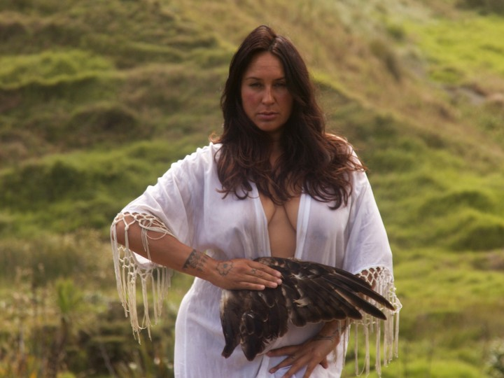 An Afternoon With A Young Māori Healer