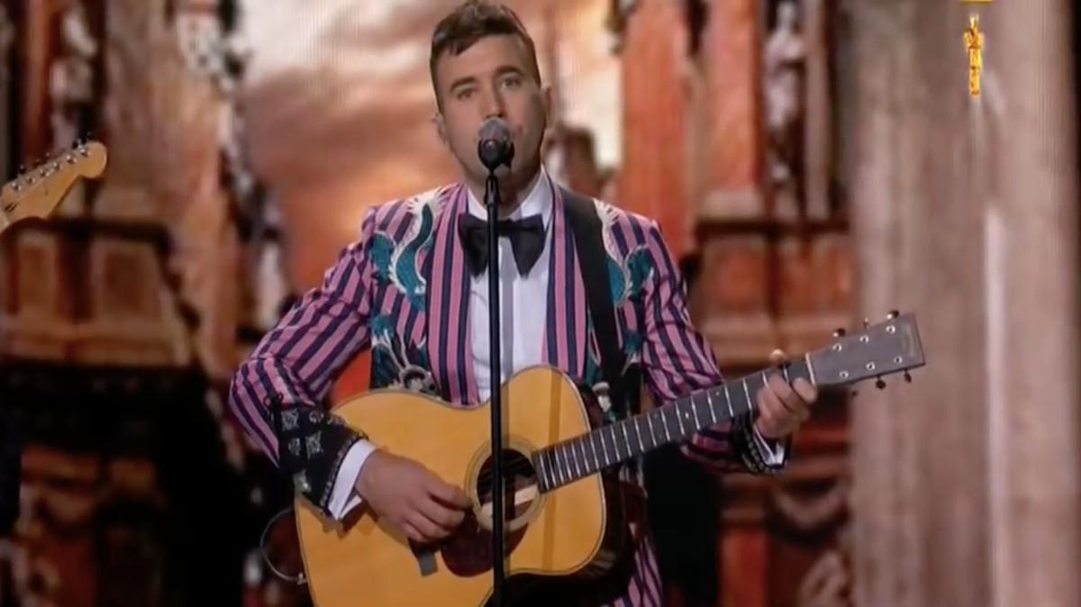 Watch: Sufjan Stevens' Oscars Performance Was as Emotional ...