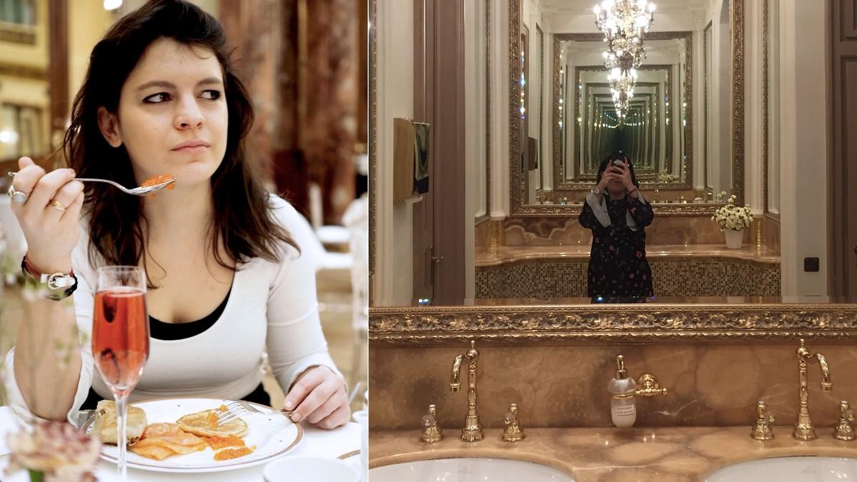 Manger et boire comme un oligarque russe