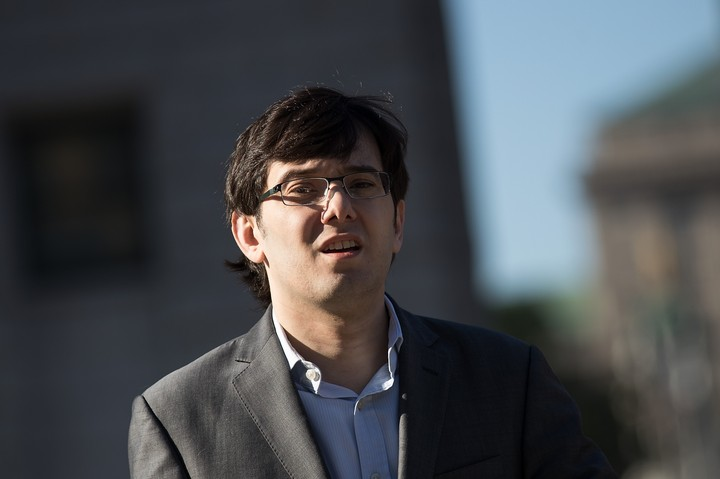 Martin Shkreli Cried Before Getting Seven Years in Prison - VICE