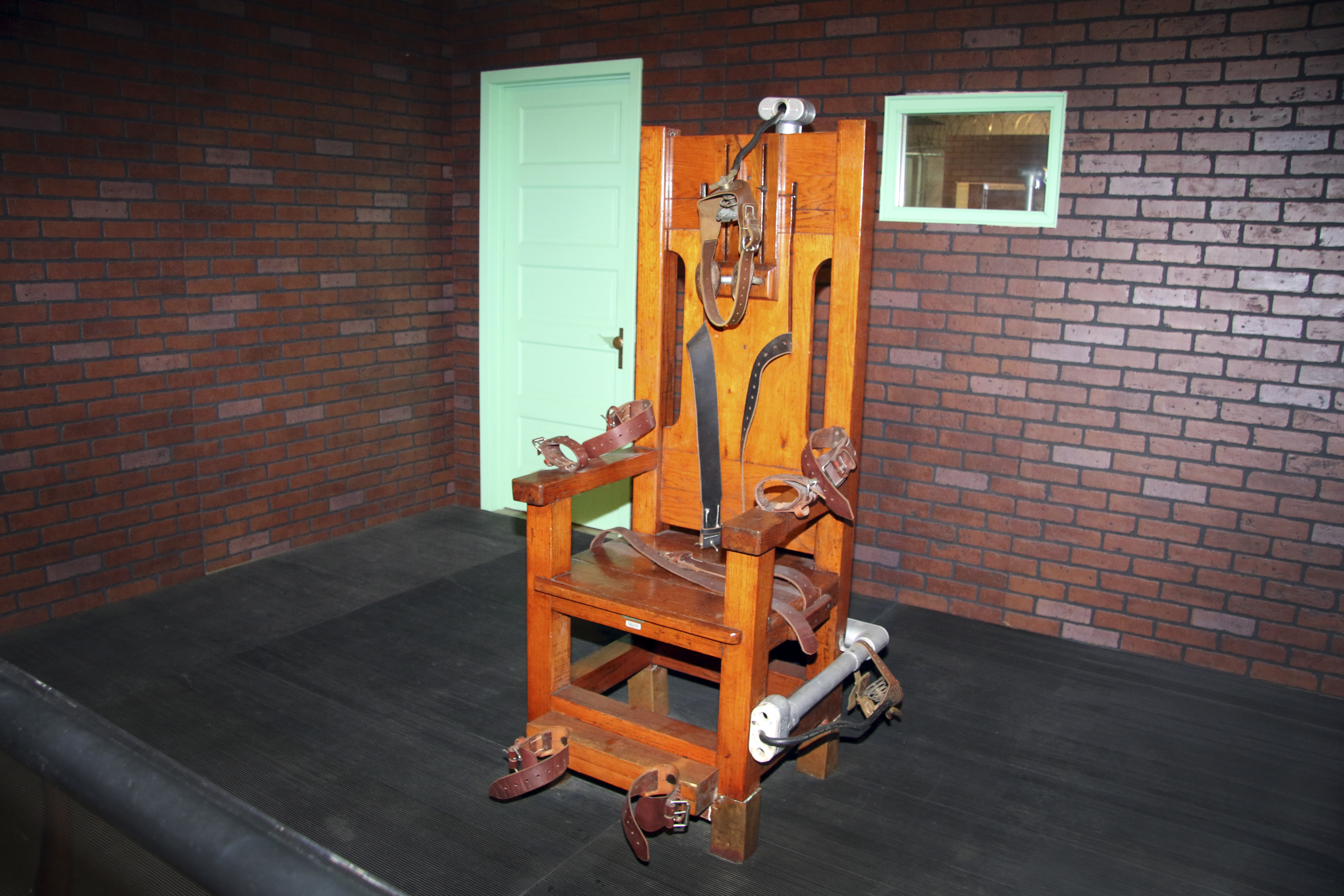 South Carolina wants to start executing people with the electric chair again & South Carolina wants to start executing people with the electric ...