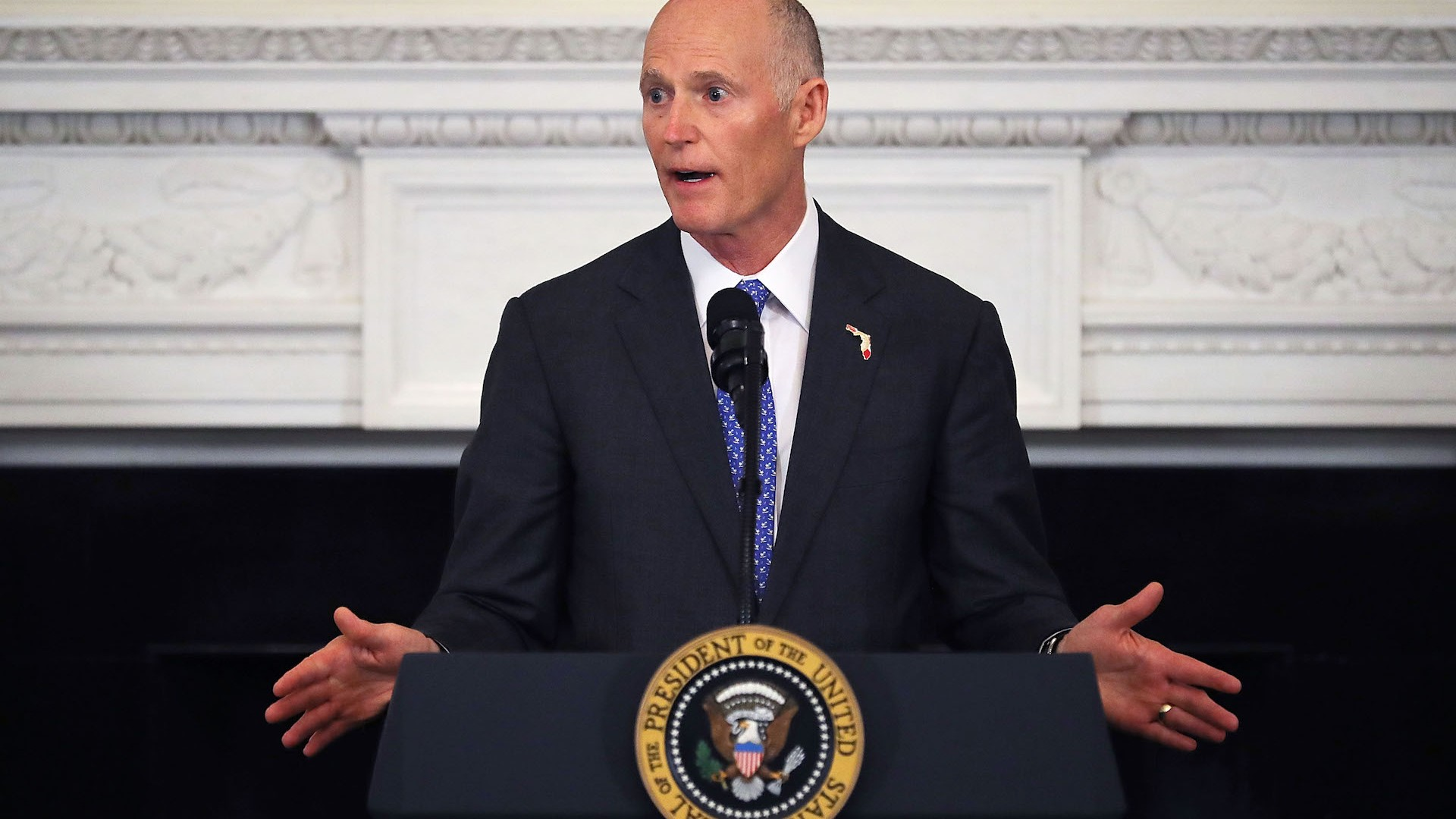 U S Senate Education Bill Betrays Laws >> Florida Gov Rick Scott Signs Bill Allowing Teachers To Be Armed