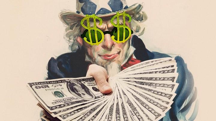 La teoria economica radicale secondo cui i governi hanno soldi all'infinito