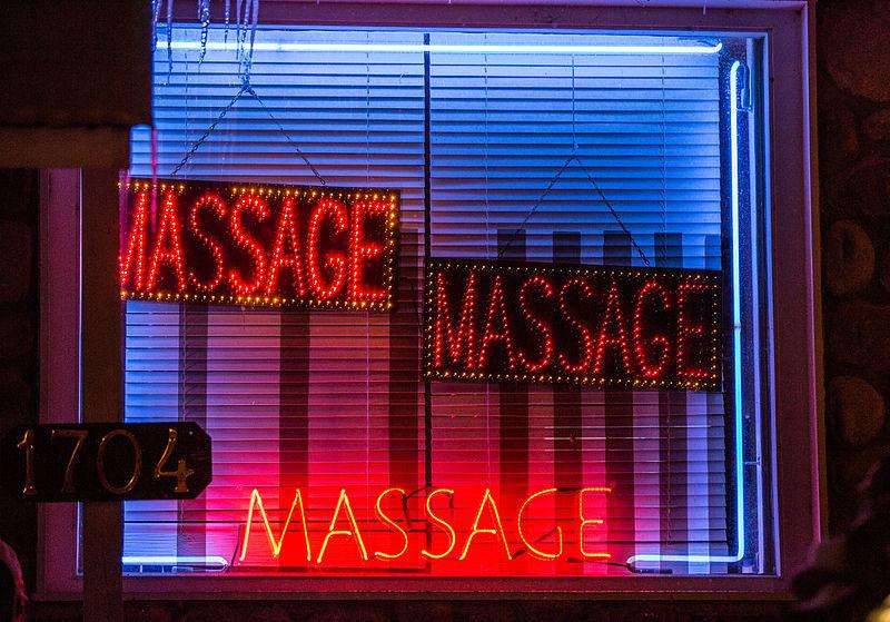 massage de sexe à Houston