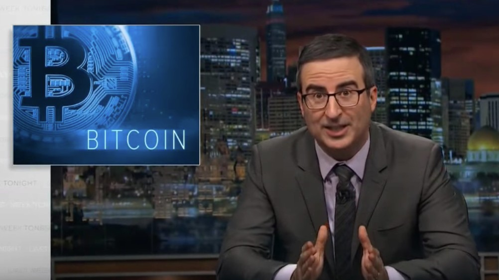Okay, Let's Talk About John Oliver's Bitcoin Episode