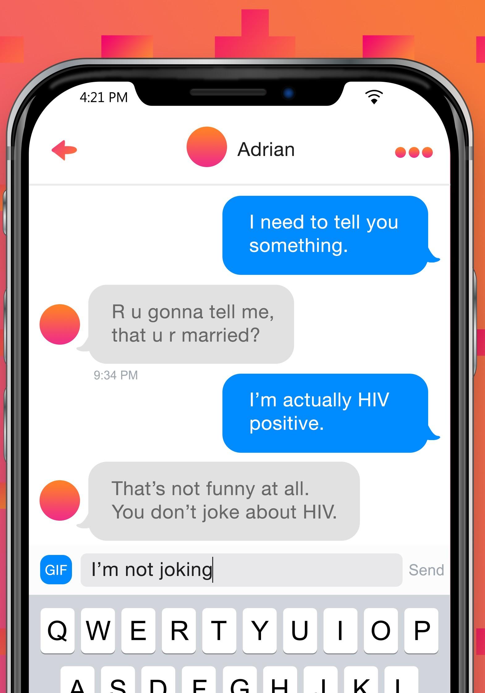 Site ul de intalnire pentru HIV pozitiv