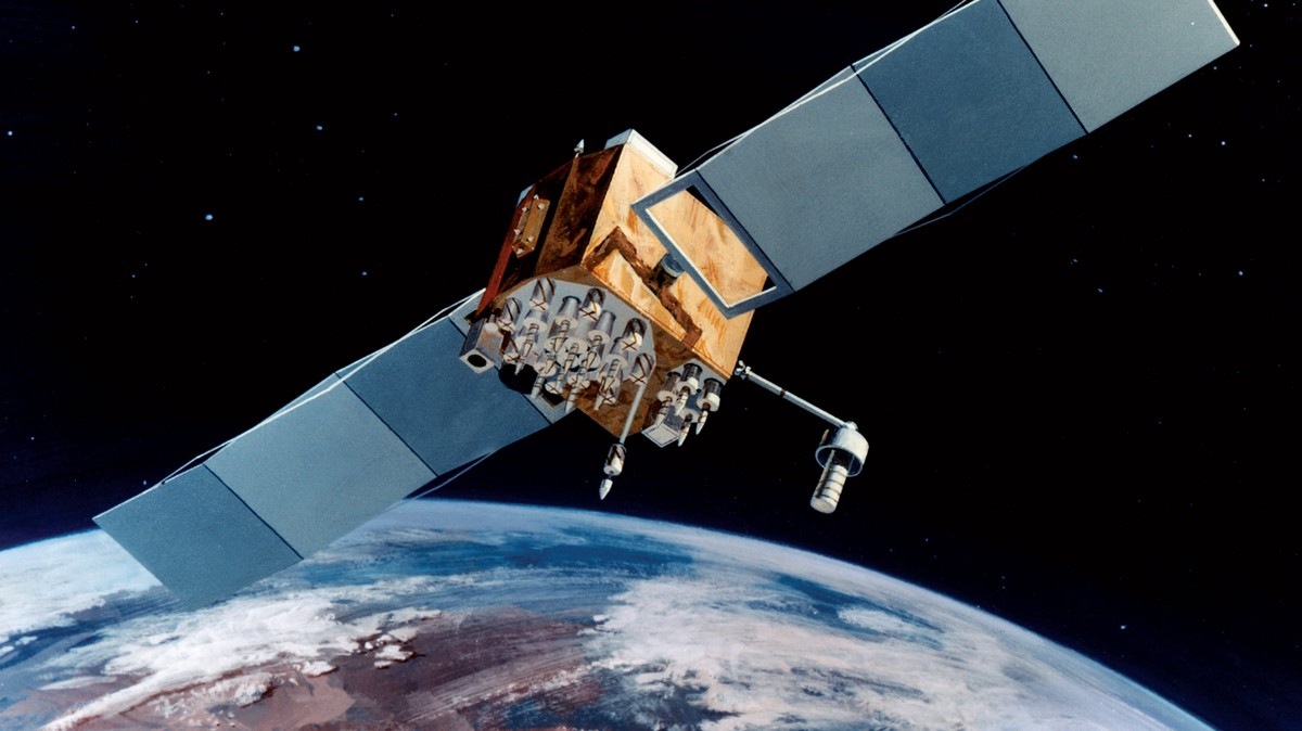 The Military-Industrial Complex Roots of GPS