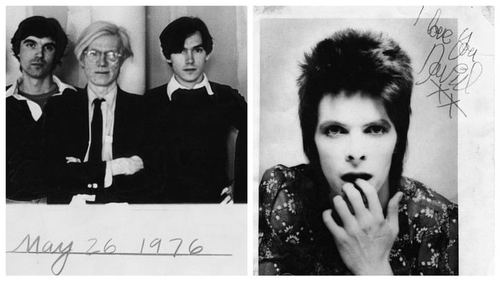 Wild Stories of Partying with Warhol and Bowie in the 70s