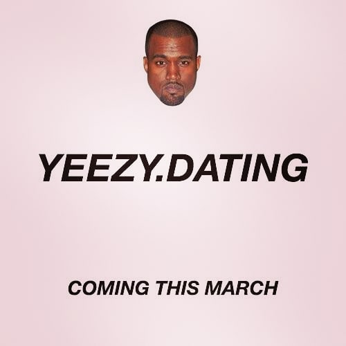 there is maybe going to be a dating app exclusively for kanye fans - i-D e2d6898bc921