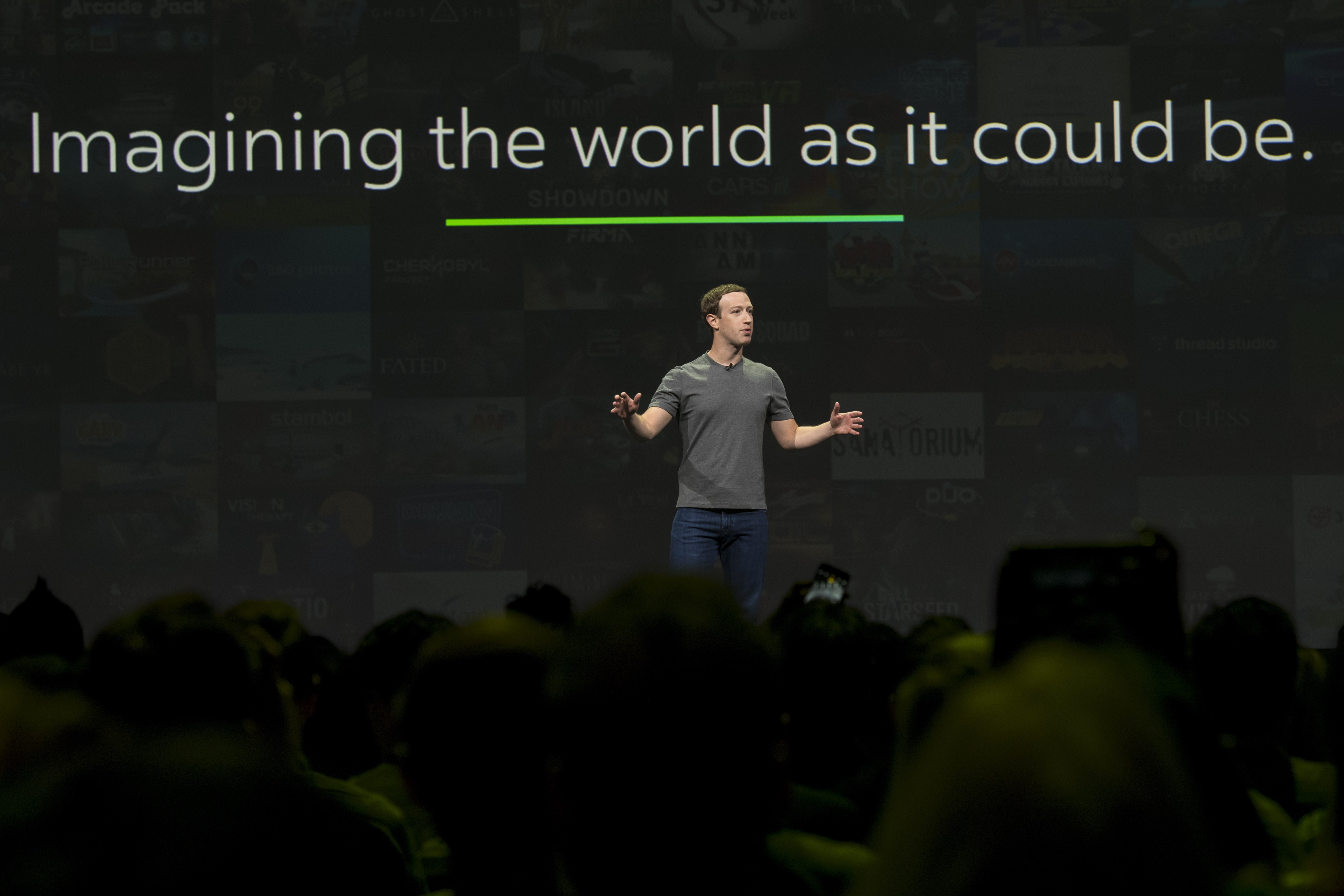 cambridge analytica s ad targeting is the reason facebook exists