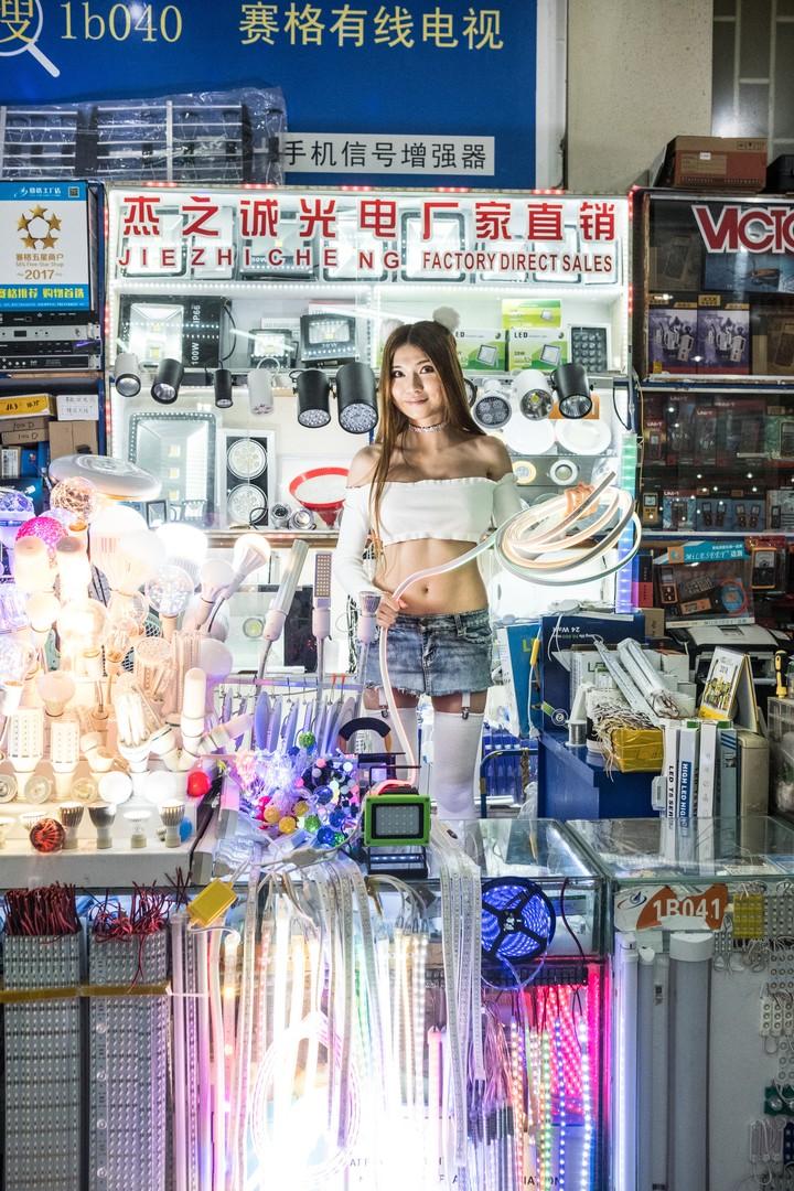 Shenzhen's Homegrown Cyborg